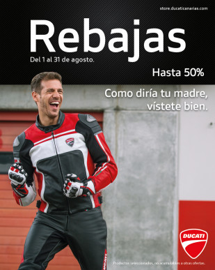 Ducatirebajas
